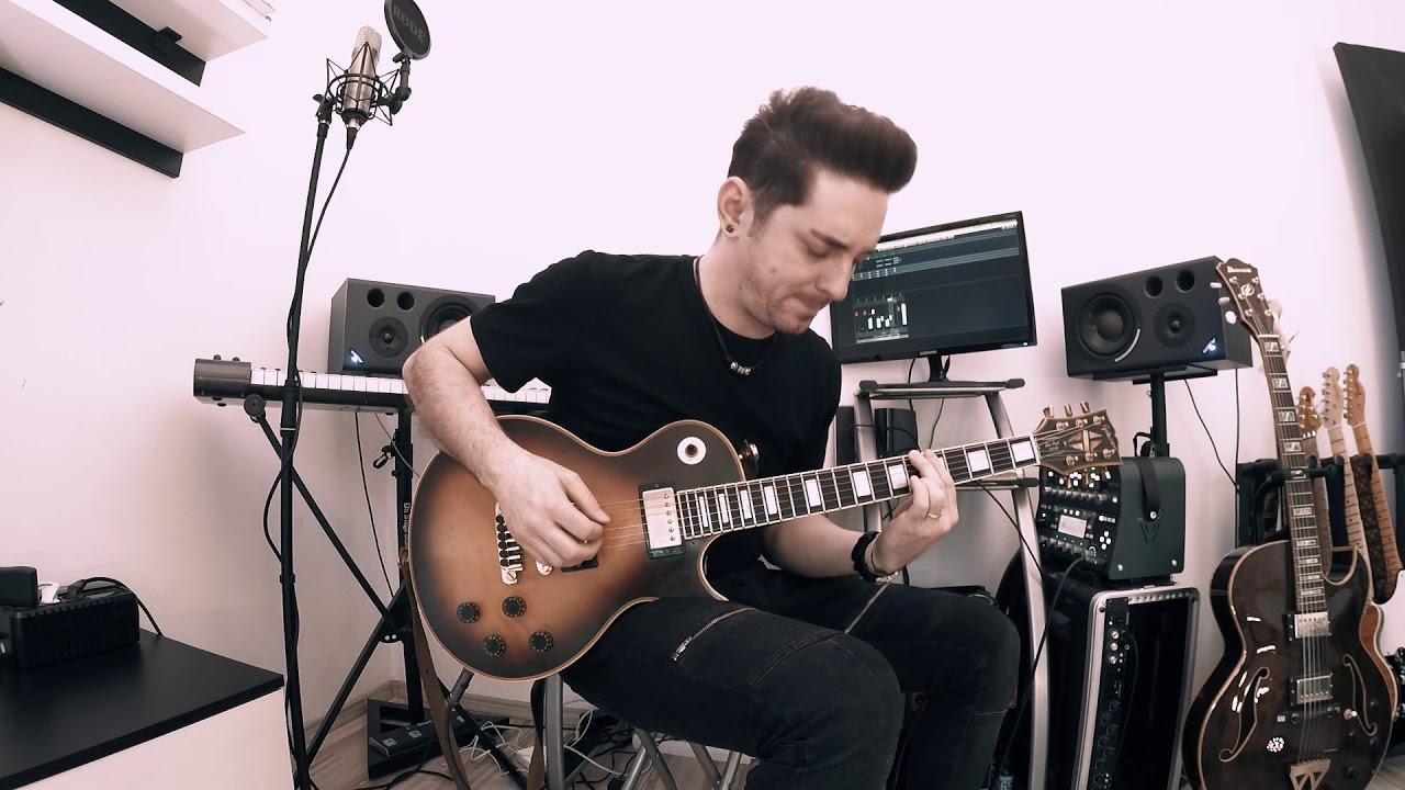 Intervista a Marius Pop, la chitarra dei cantanti rumeni!