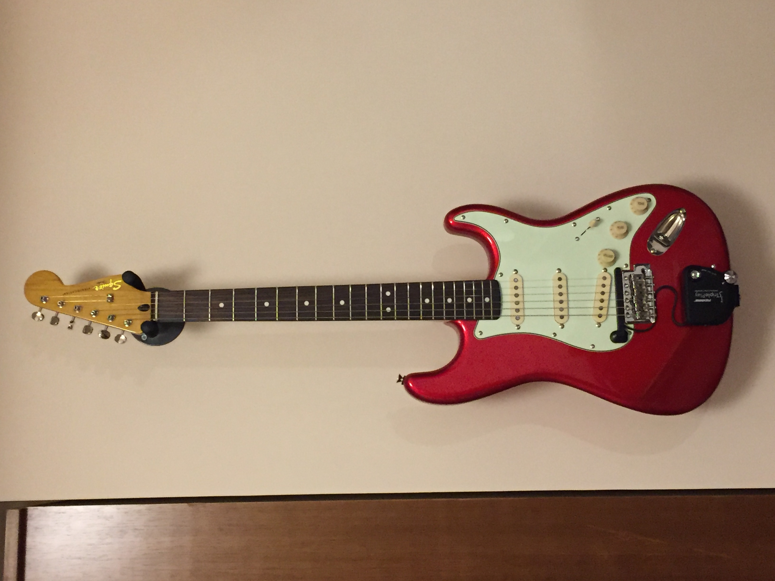 Squier Stratocster Classic Vibe