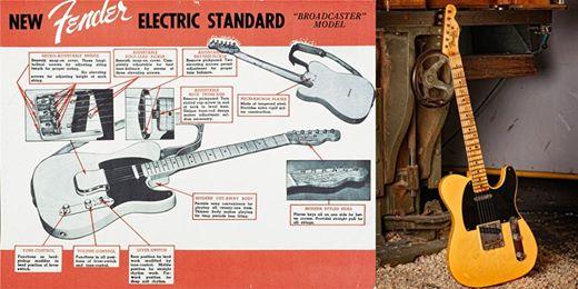 La Fender per eccellenza ed i Telemaster!