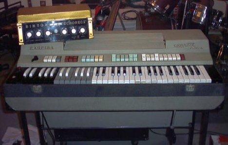 """""""Un suono nuovo nel 1967""""."""