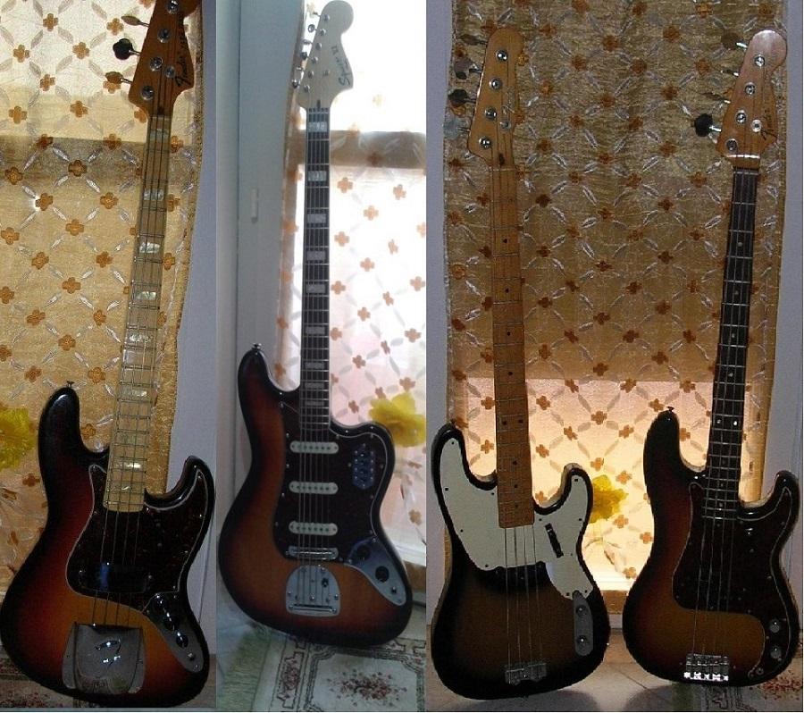 Fender, non Fender ... Bassi s'intende !