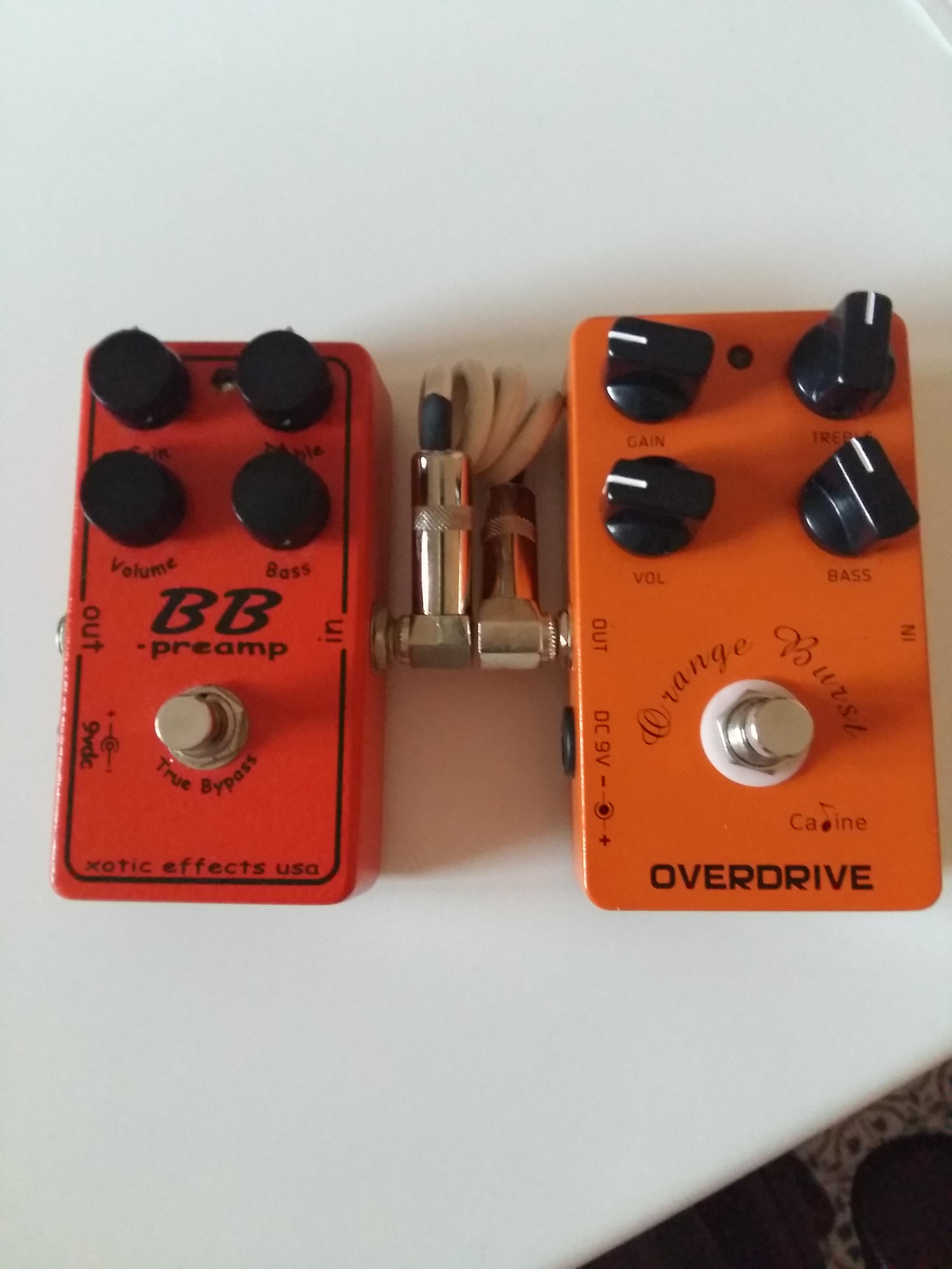 Orange Burst OD. Poca spesa, tantissima resa!