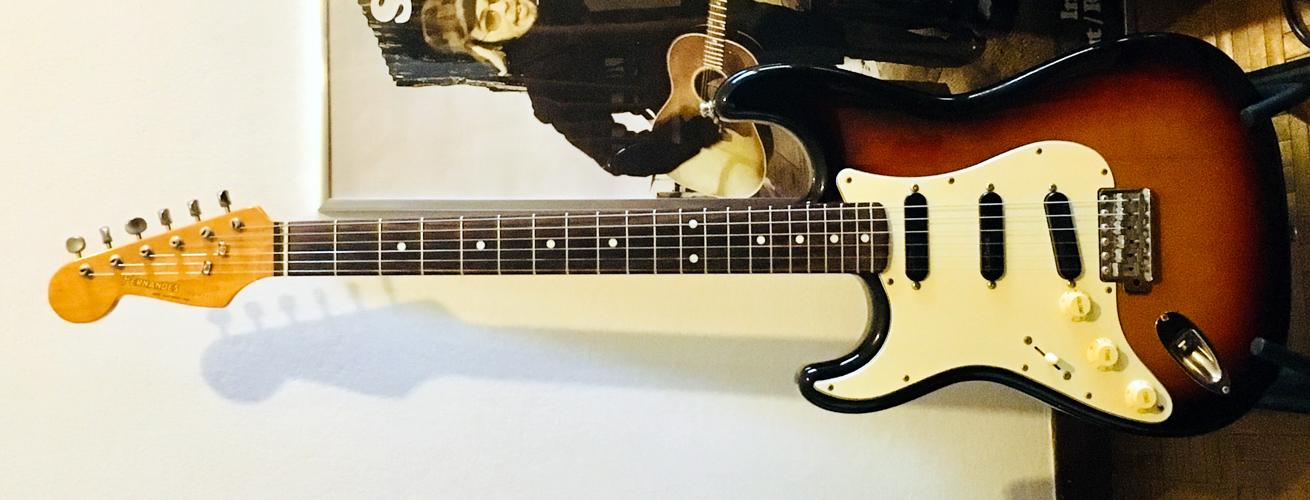 Quali pickup per una Stratocaster (copy) del '64?