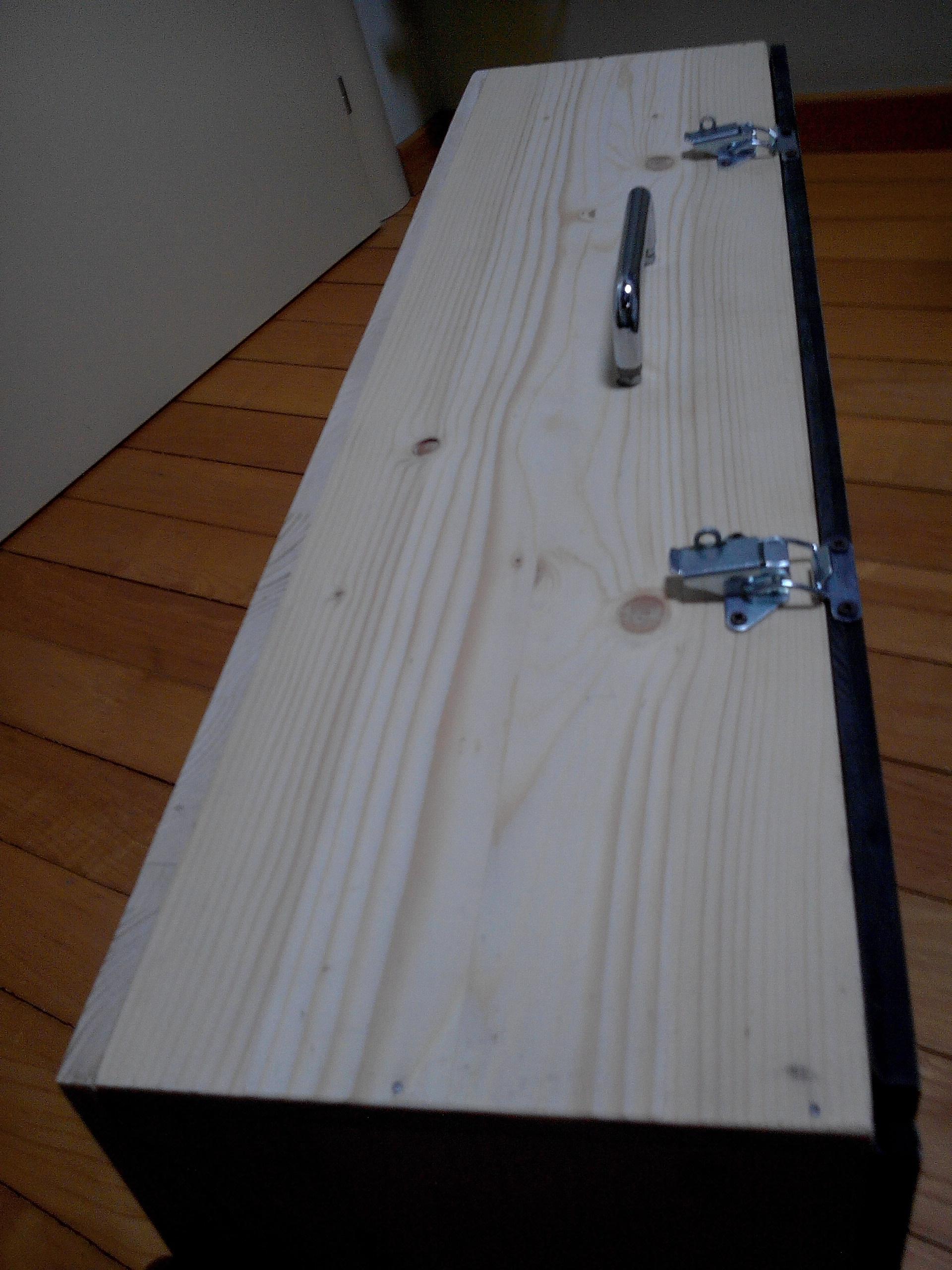 Pedaliera DIY