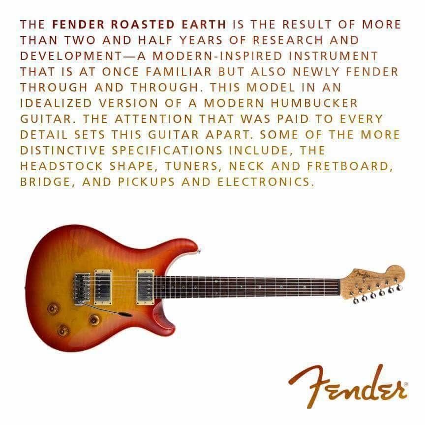 La guerra Prs-Fender continua