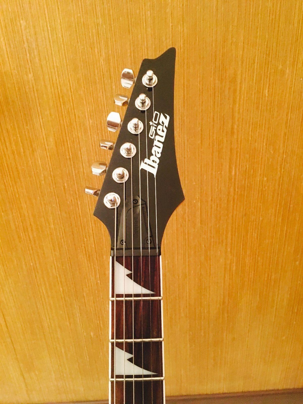La mia prima chitarra usata..forse