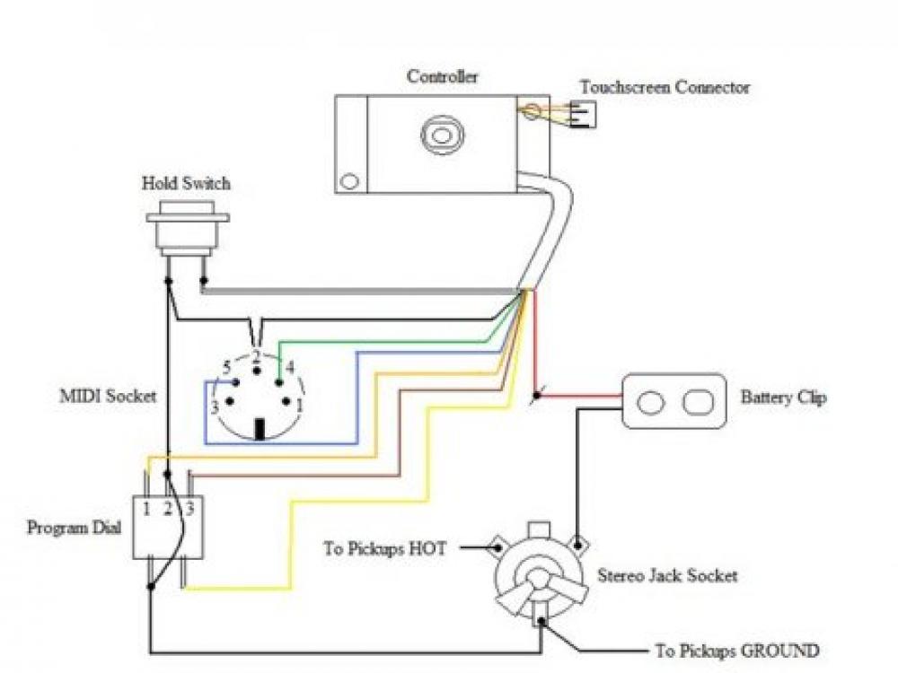 Schema Elettrico Nds Power Service : Schema elettrico irig fare di una mosca