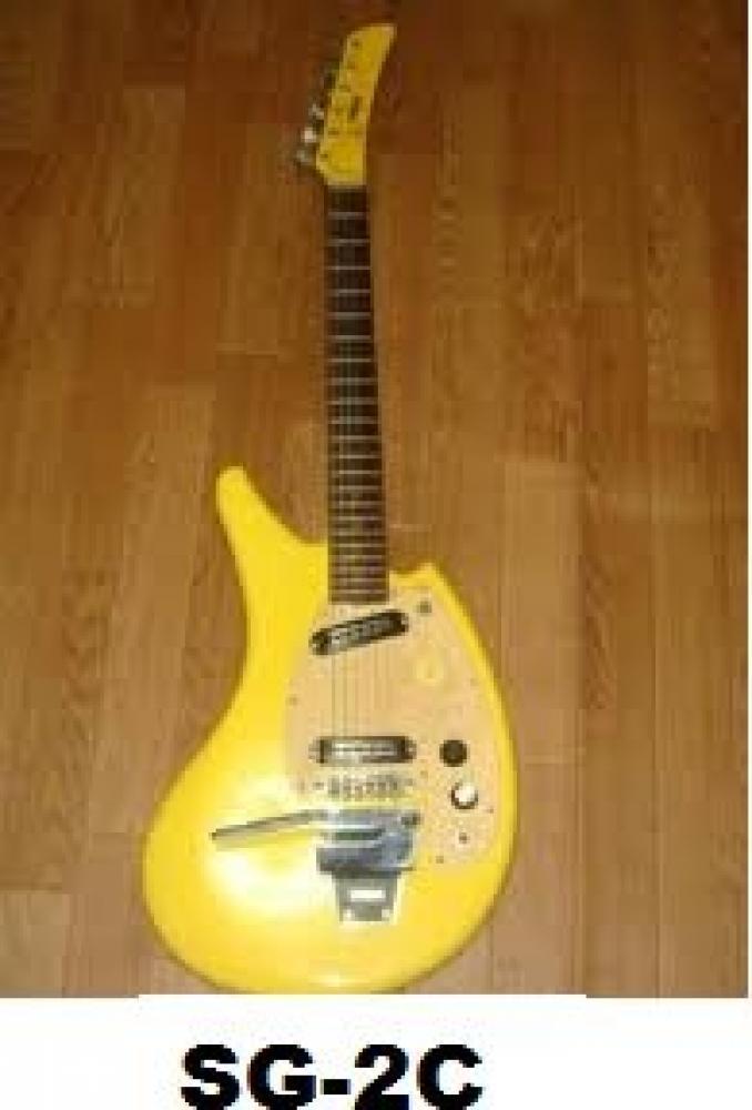 Yamaha Sasemi Hollow Body Electric Guitar