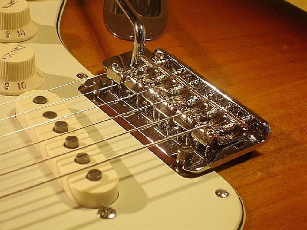 Stratocaster ponte fisso