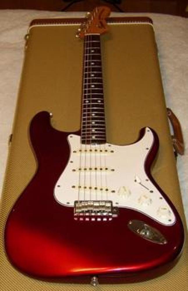 strato jappo di guitart