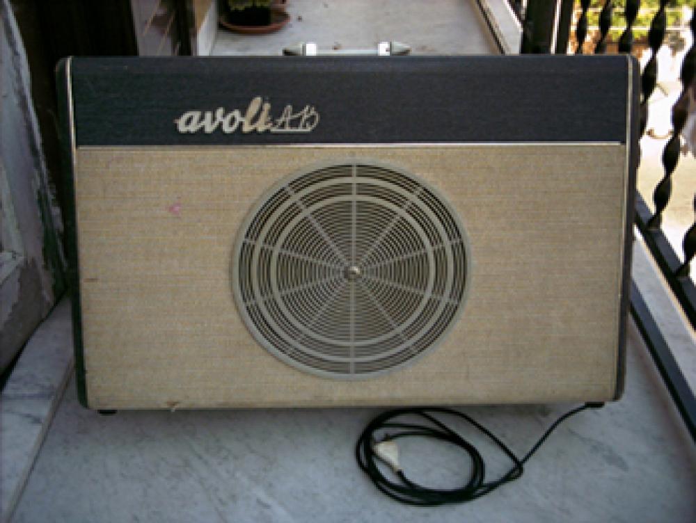 fase audio ampli vintage