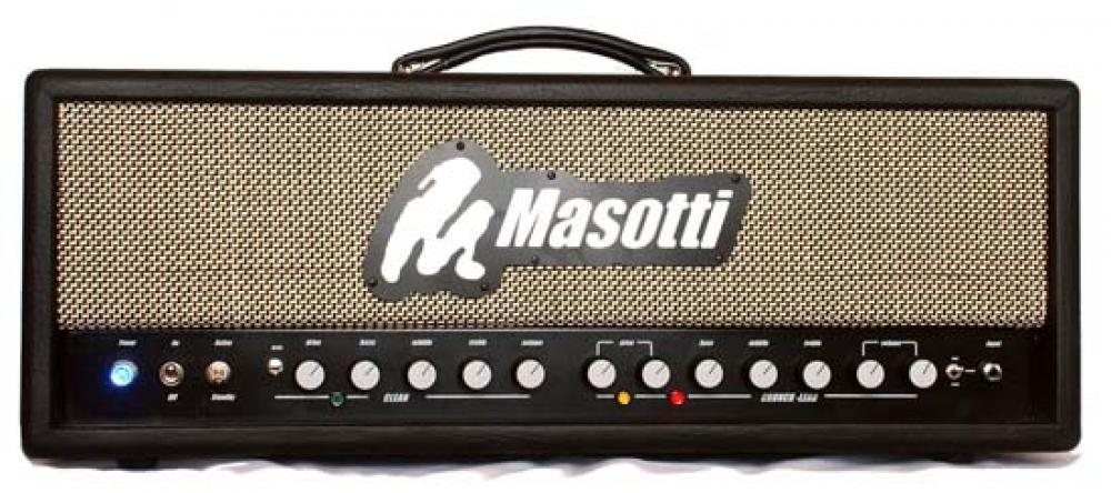 Masotti X100M, finalmente LA testata