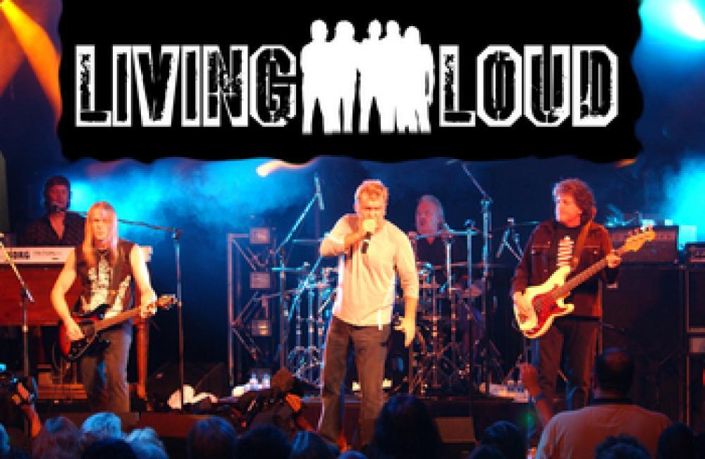 Steve Morse e Living Loud