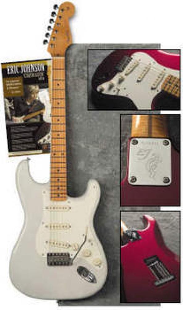Fender Stratocaster Eric Johnson Signature Model