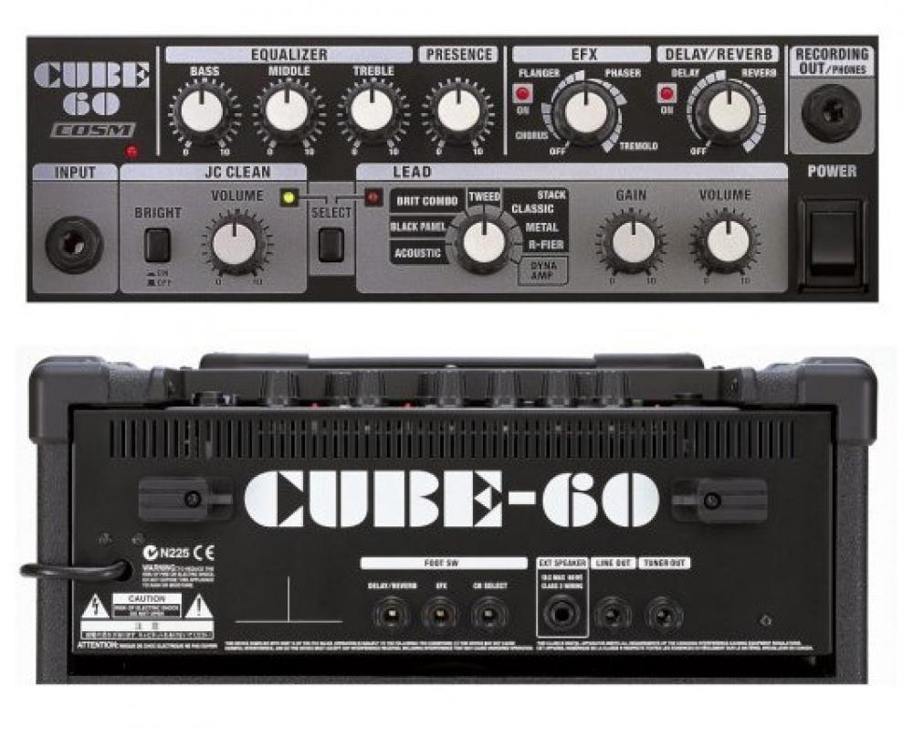 Accordo: Impressioni d\'uso Cube 60D Roland