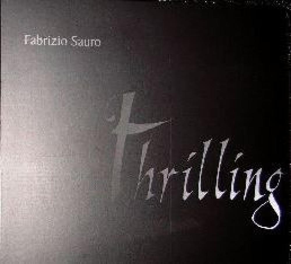 copertina Thrilling Fabrizio Sauro