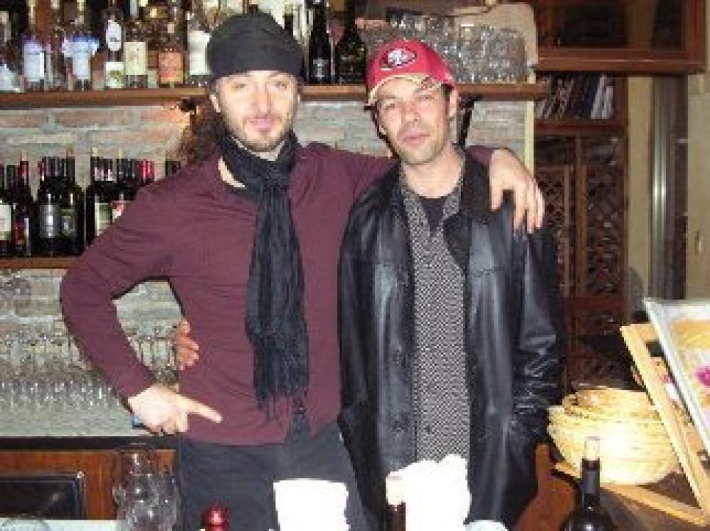 Fabrizio e Fred