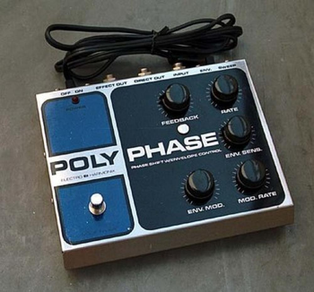 Electro-Harmonix Polyphase - questo sconosciuto