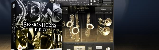 Accordo 5: Native Instruments - Session Horns Pro