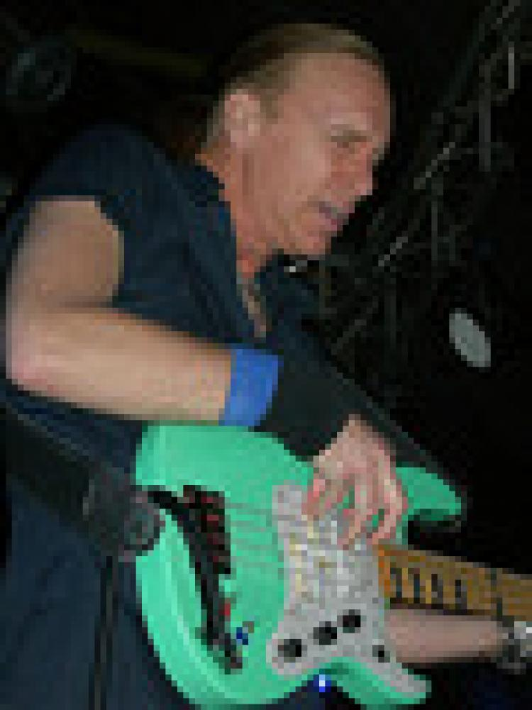 Billy Sheehan in Italia per una serie di seminari