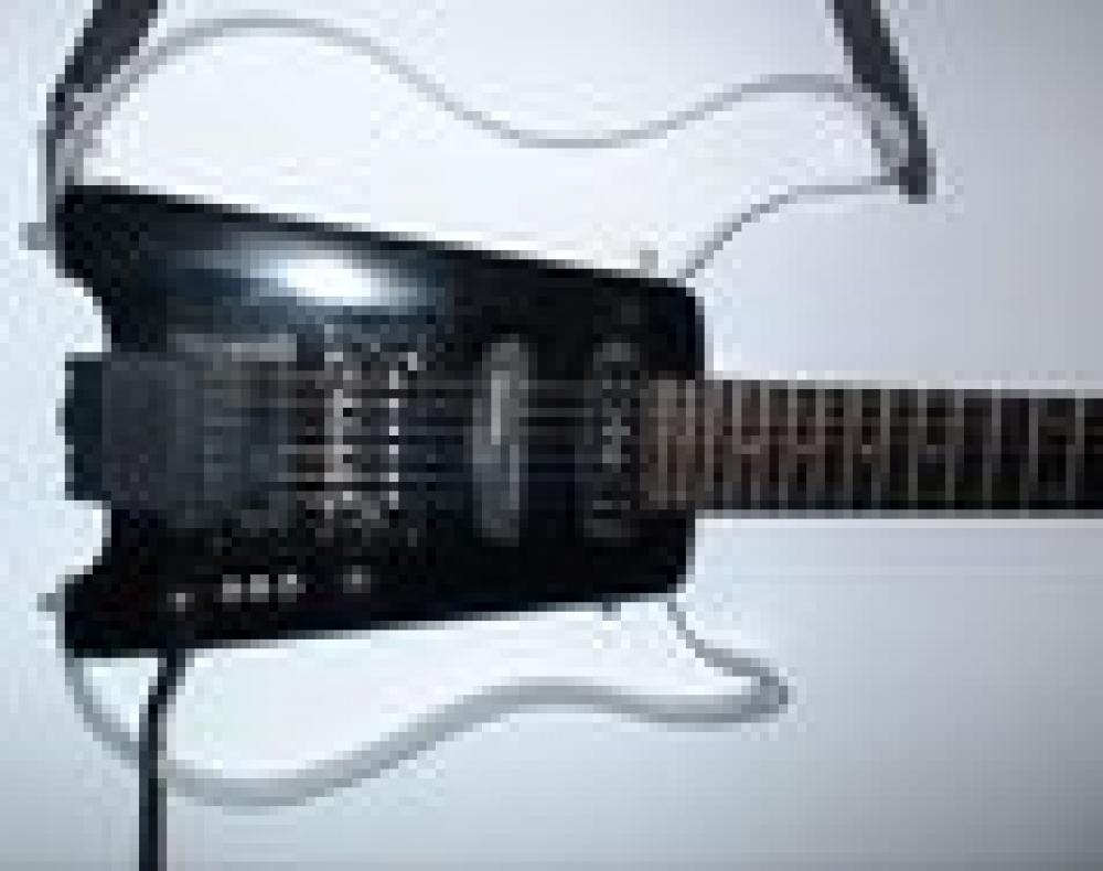 Frank & Steinb Guitar by Locke.