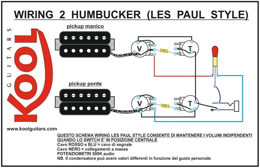 4 conductor humbucker wiring  4  get free image about