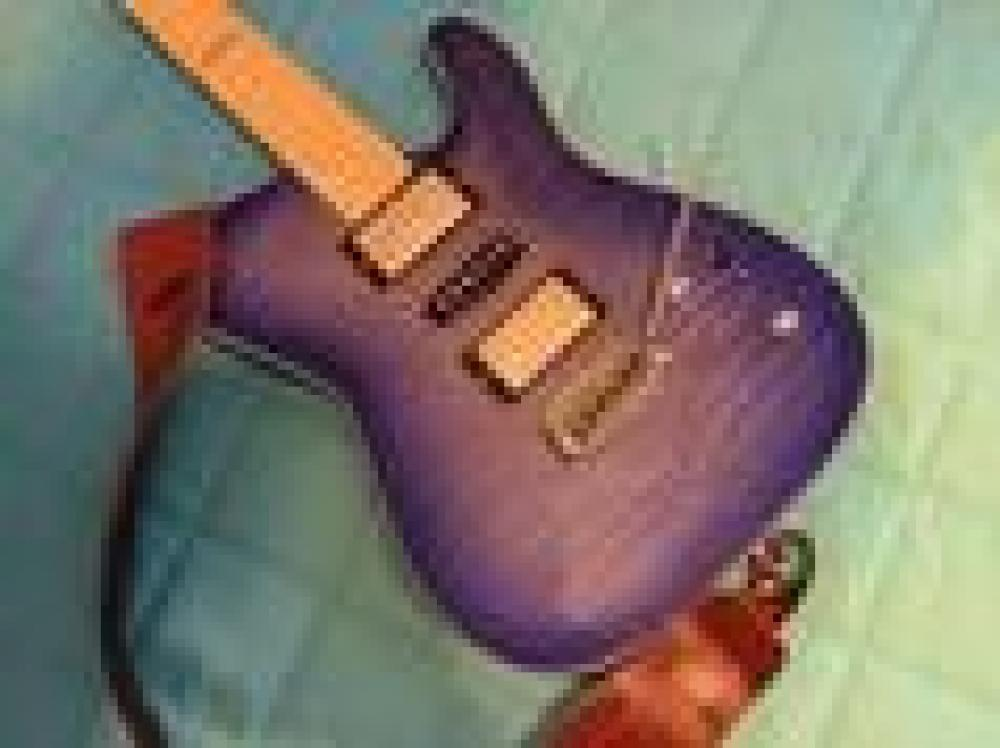 Fusco Guitar. Prova su strada