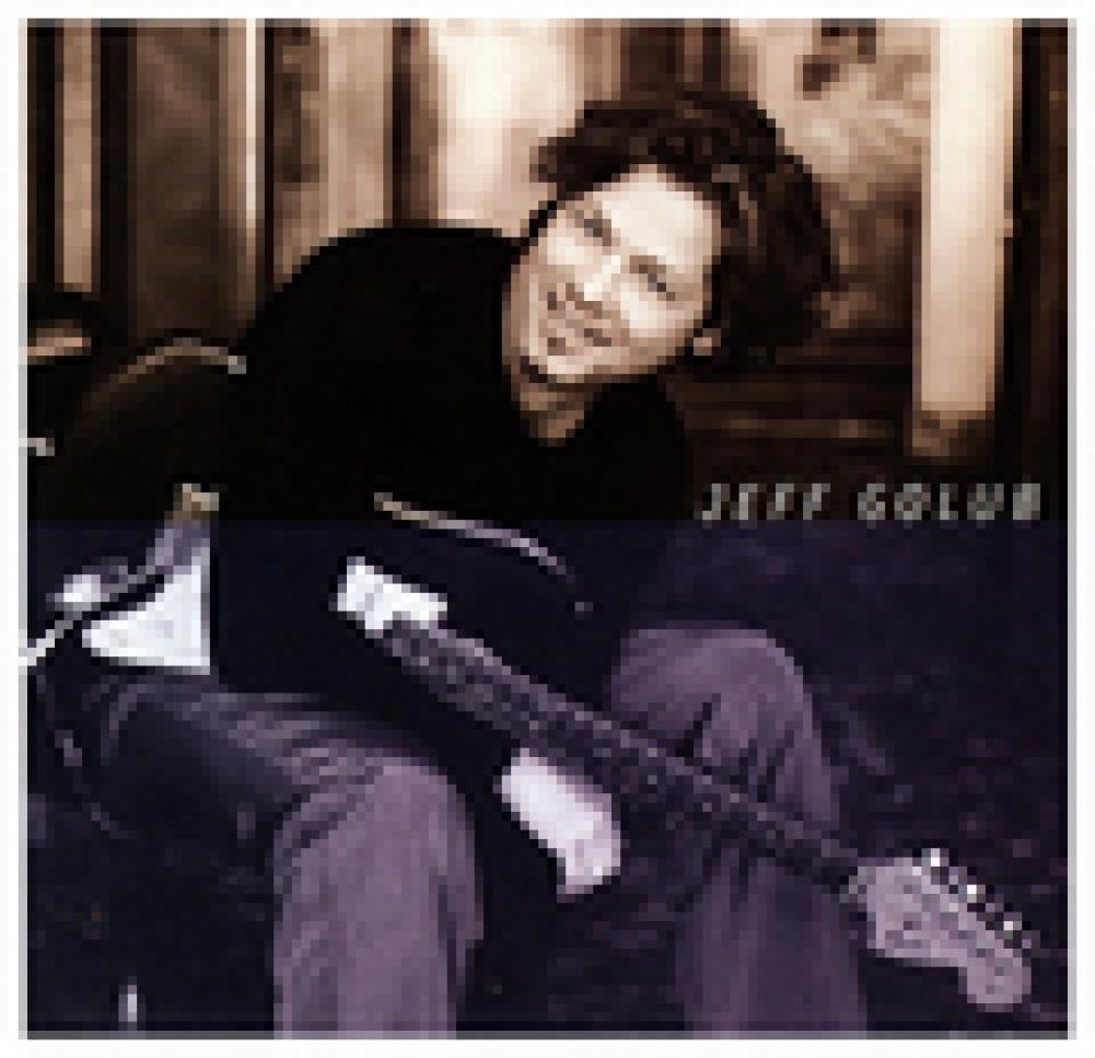 Jeff Golub, lo Strato-Lord newyorchese