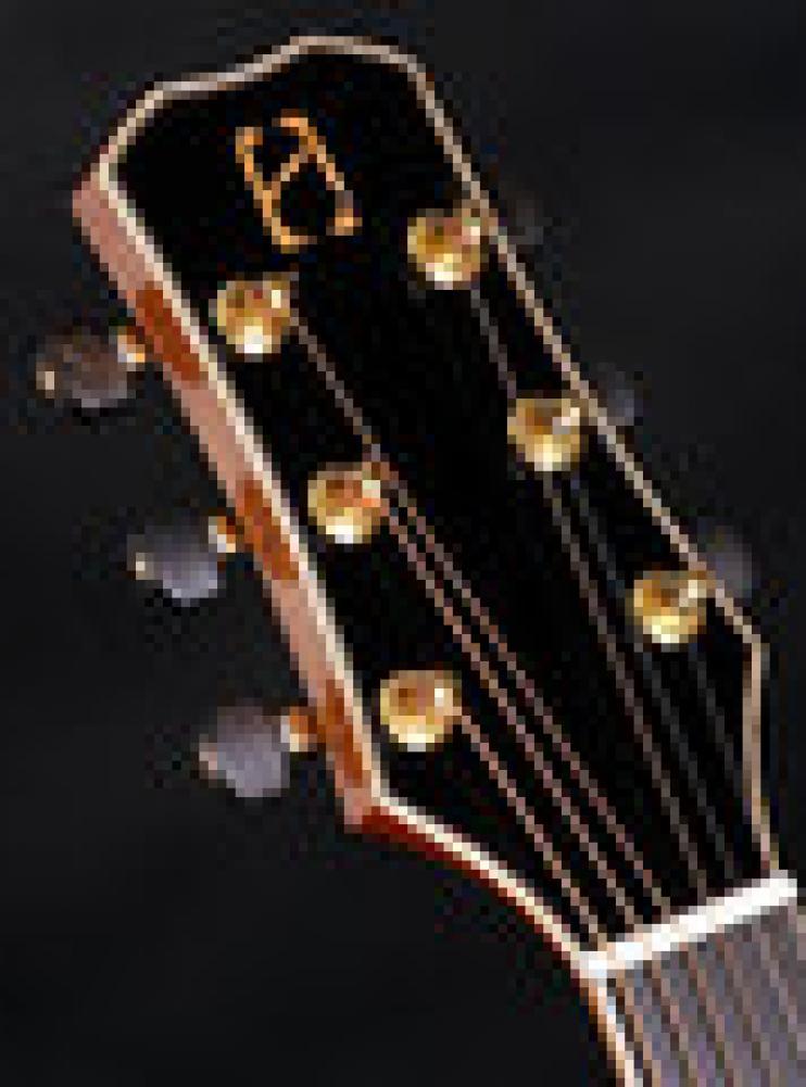Chitarra acustica Kent Hamblin Grand Concert