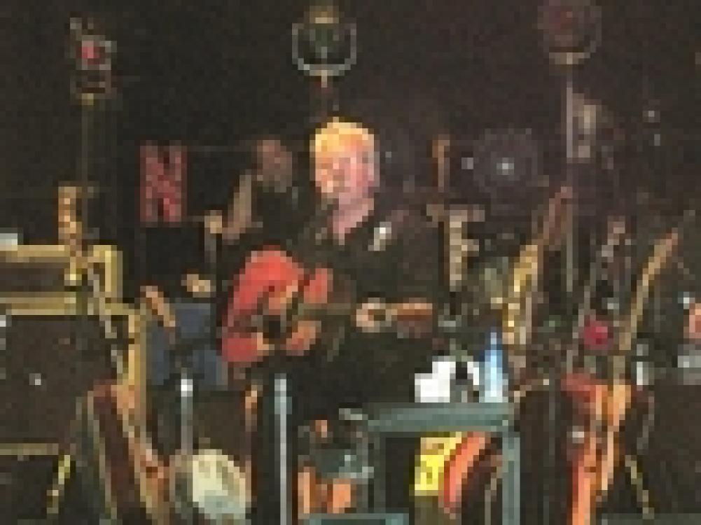 Larry Cragg. Il tecnico di Neil Young