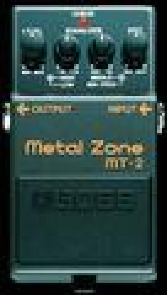 Metal Zone, lo stompbox più dibattuto