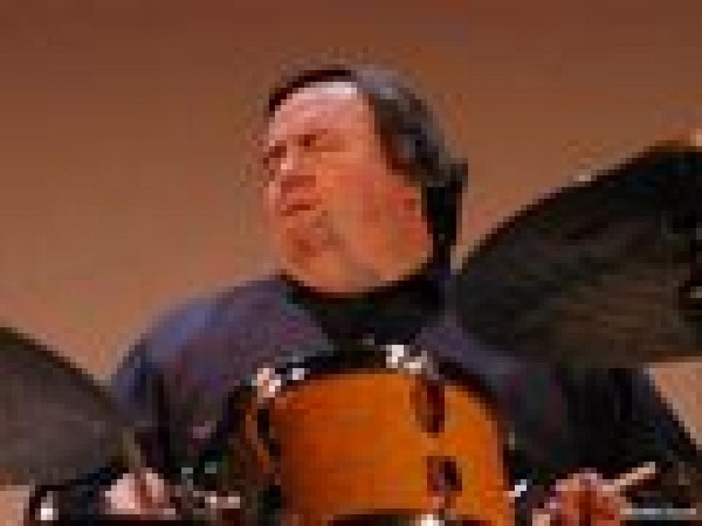 Stage di batteria con Massimo Manzi.