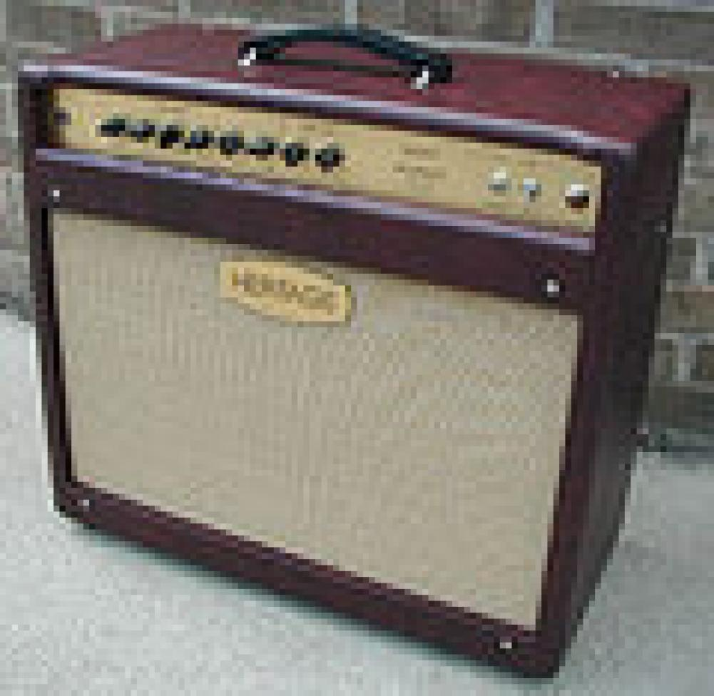 Amp Heritage Patriot, un sogno Blues