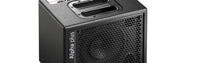 Alpha Plus: spigoli e rotondità