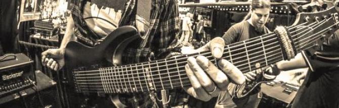 Scale a quattro note per corda
