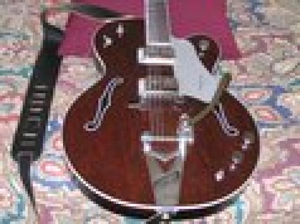 Gretsch Tennessee Rose G6119 1962 FT