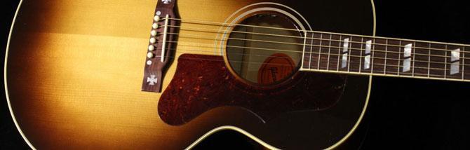 Gibson J185 True Vintage: una vecchia flat-top
