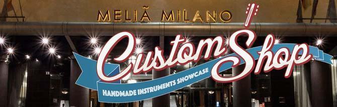 Custom Shop Milano cambia casa!