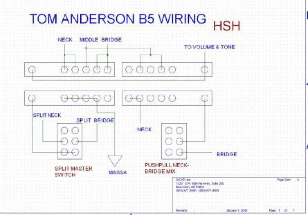 accordo: b5 wiring tom anderson tom anderson wiring diagram tom delonge wiring diagram #1