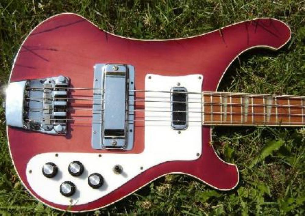 Rickenbacker 4001 1979