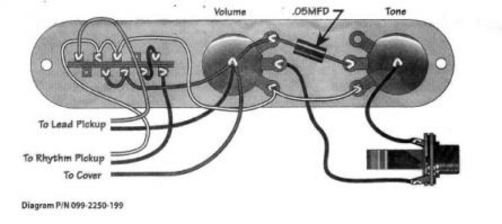 Schema Collegamento Humbucker Di Marzio : Accordo un suono in più per la telecaster