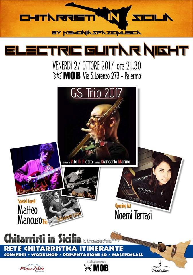 Electric Guitar Night