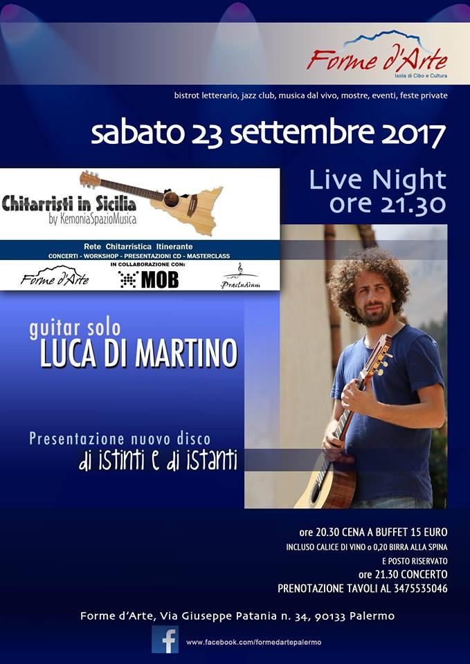 LUCA DI MARTINO - GUITAR SOLO