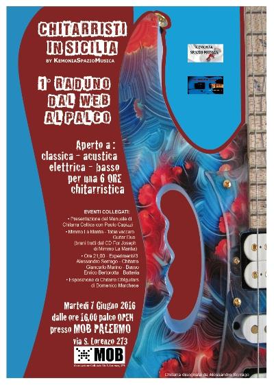 1° Raduno Chitarristi in Sicilia by KemoniaSpazioMusica