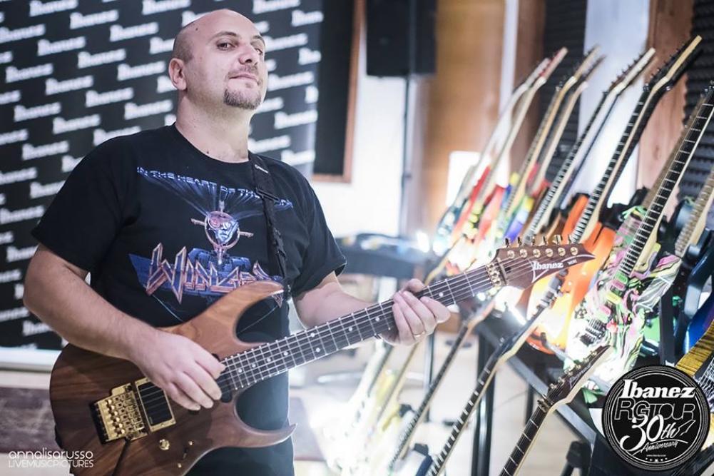 Cesareo, Rojatti & Sfogli: full immersion di chitarra