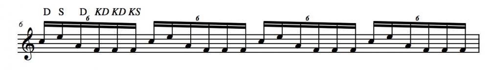 """Pat Torpey: l'intro di """"Colorado Bulldog"""" alla batteria"""