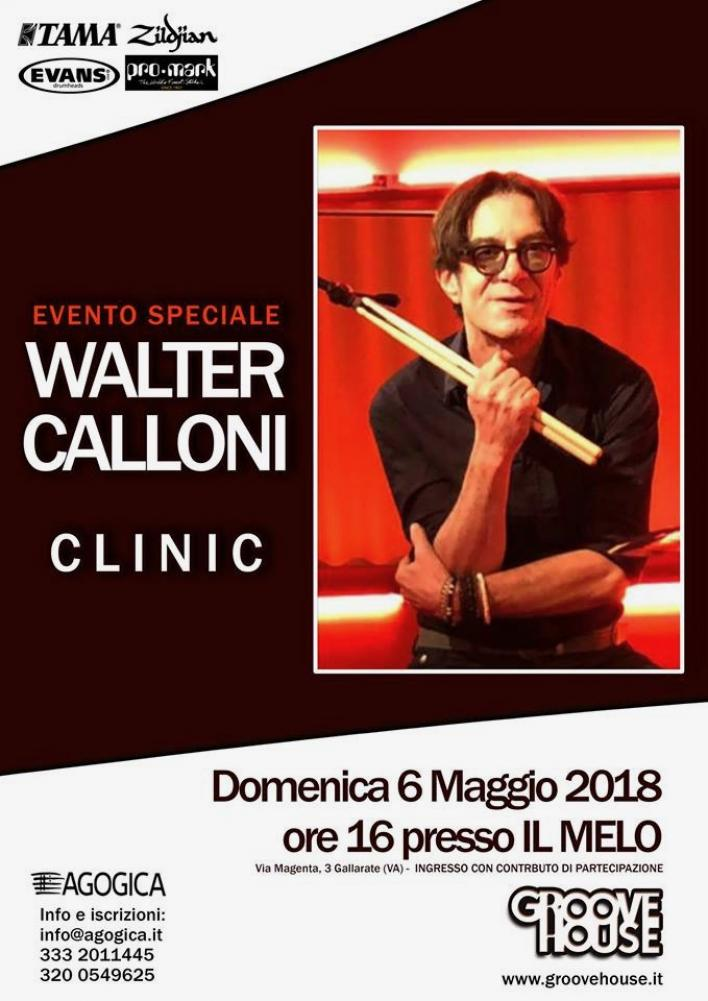Clinic di Walter Calloni