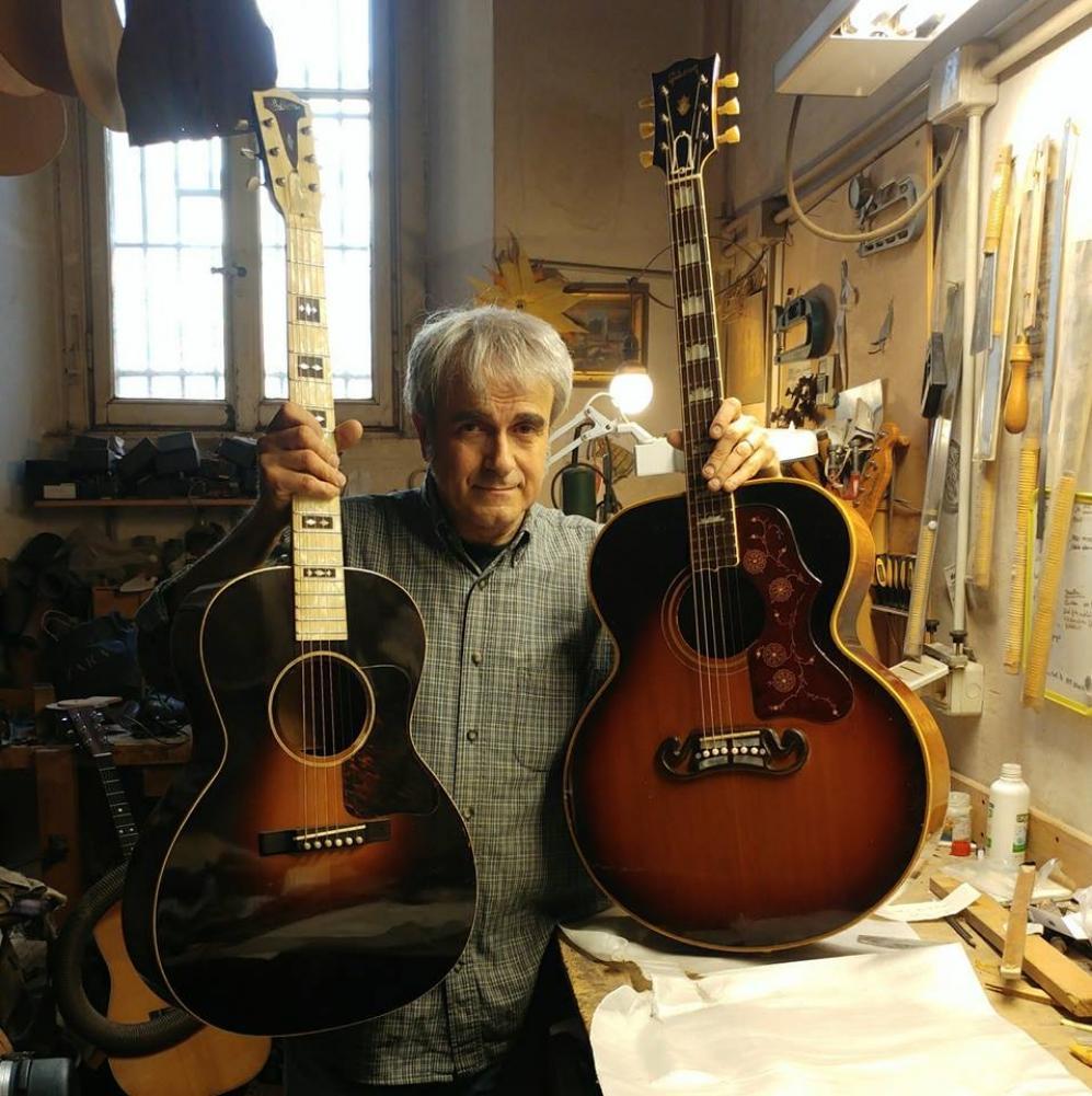 La bottega delle chitarre