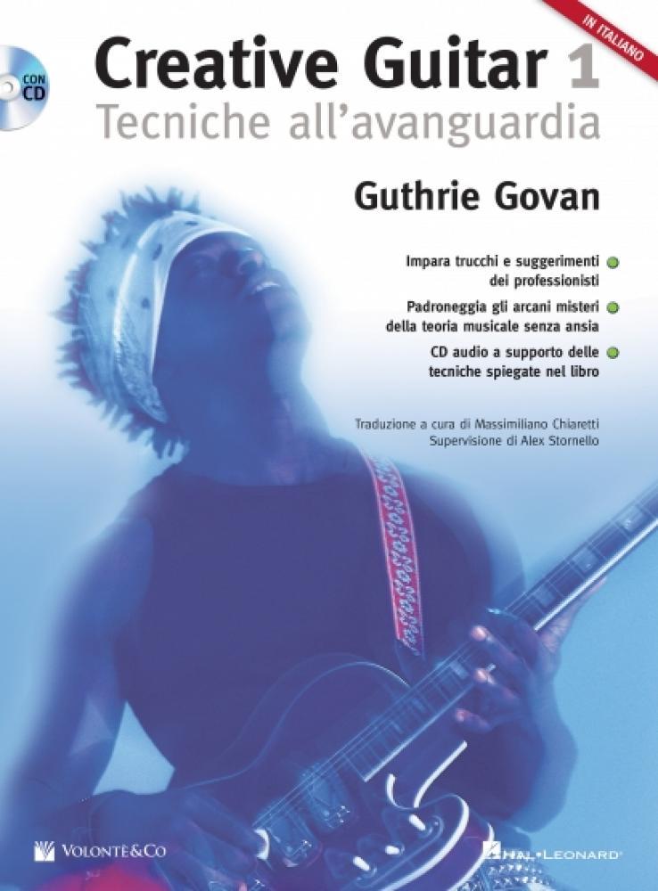 Creative Guitar finalmente in italiano