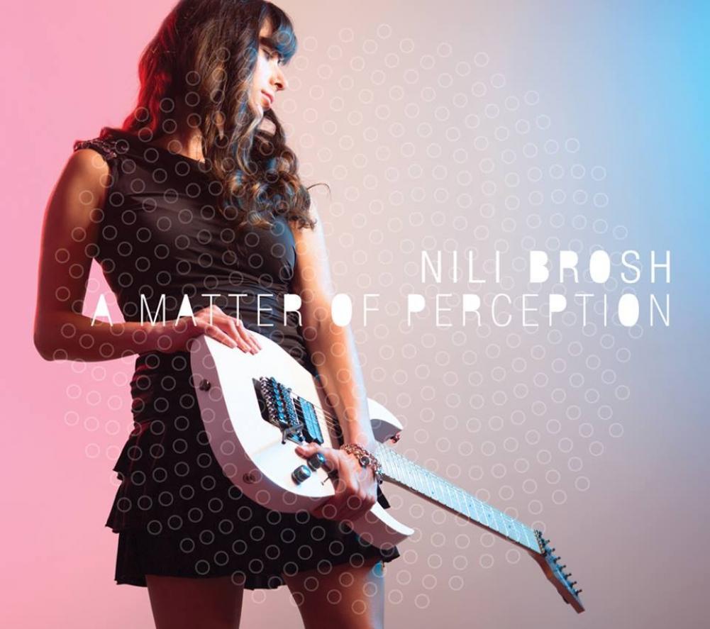 Nili Brosh, una ventata di aria fresca e grande chitarrismo